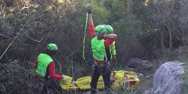 Soccorso Alpino salva ragazzi sul monte Polveracchio