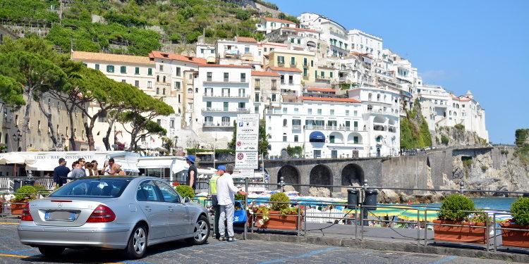 Amalfi, riqualificazione dei sentieri montani. Il nuovo intervento al percorso panoramico di Tavernate