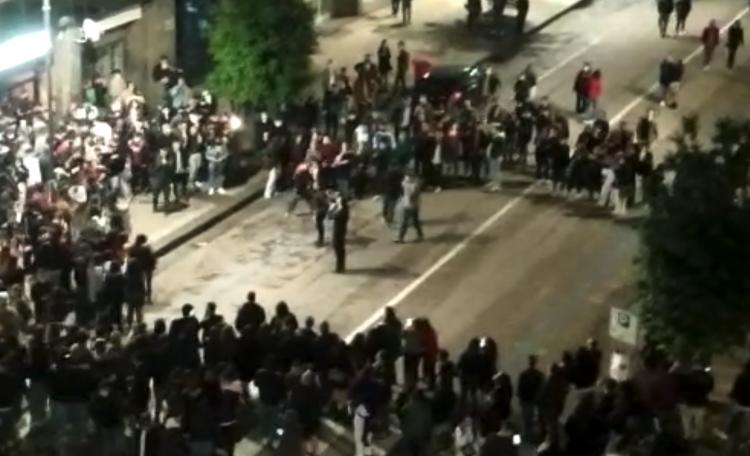 Assembramenti ad Avellino con il sindaco Festa, la Procura apre un fascicolo per epidemia colposa
