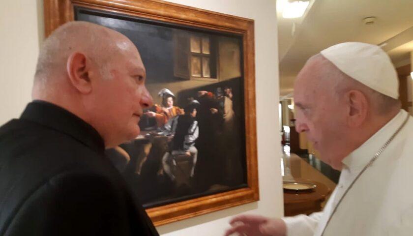 Bellandi fa visita al Papa e nomina nuovi vicari e parroci: ecco le decisioni
