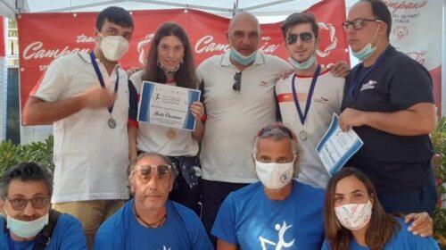 """Circolo Canottieri Irno: sport e inclusione, premiati Special Olympics e Pararowing per gli """"Smart Games 2020"""""""