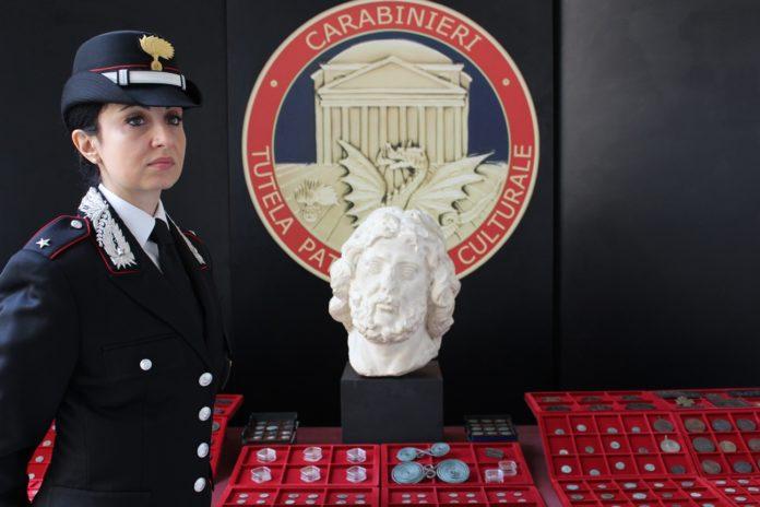 Tutela beni culturali, in Campania cala il furto di opere d'arte