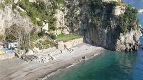 Ravello – Regolamentato l'accesso alla spiaggetta di Castiglione
