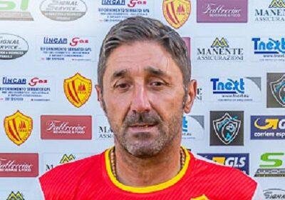 Egidio Pirozzi non è più l'allenatore della Polisportiva Santa Maria