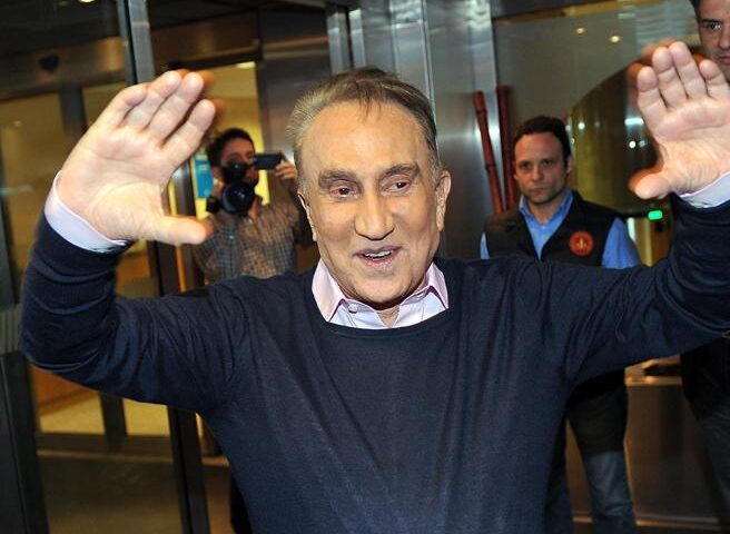 """Arresto per evasione di Emilio Fede: """"Sono stato trattato come fossi il peggiore dei delinquenti"""""""