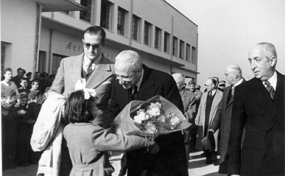 Accadde oggi: il 28 giugno 1946 l'avvocato napoletano Enrico De Nicola eletto capo dello Stato provvisorio