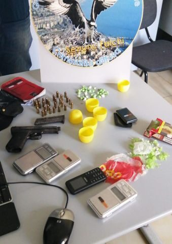 Droga a Cappelle, arrestato un 60enne spacciatore di cocaina