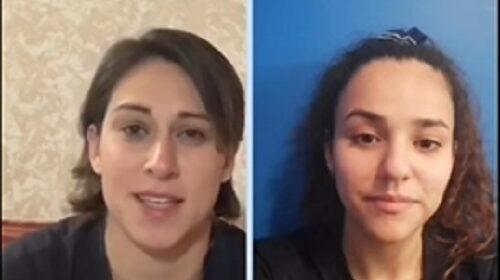 La Jomi Salerno chiude la porta: confermate Elisa Ferrari e Sara Di Giugno