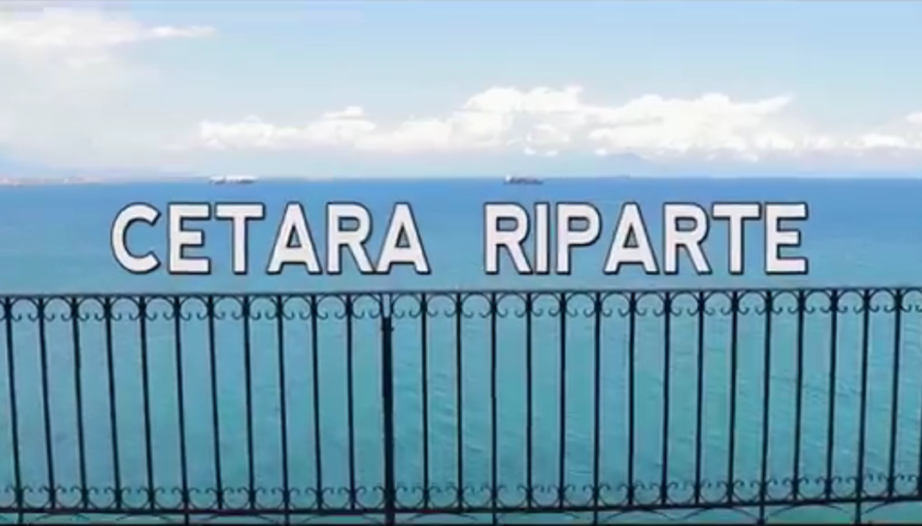 VIDEO. Cetara riparte con un video-promo