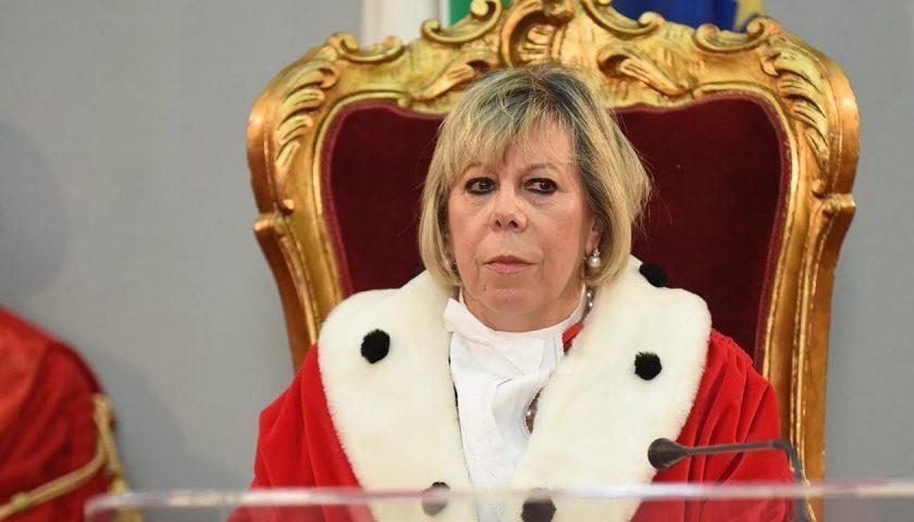 Da domani accesso controllato e porte aperte alla Corte d'Appello del Tribunale di Salerno