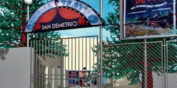 Il cinema San Demetrio riparte a settembre a causa delle restrizioni