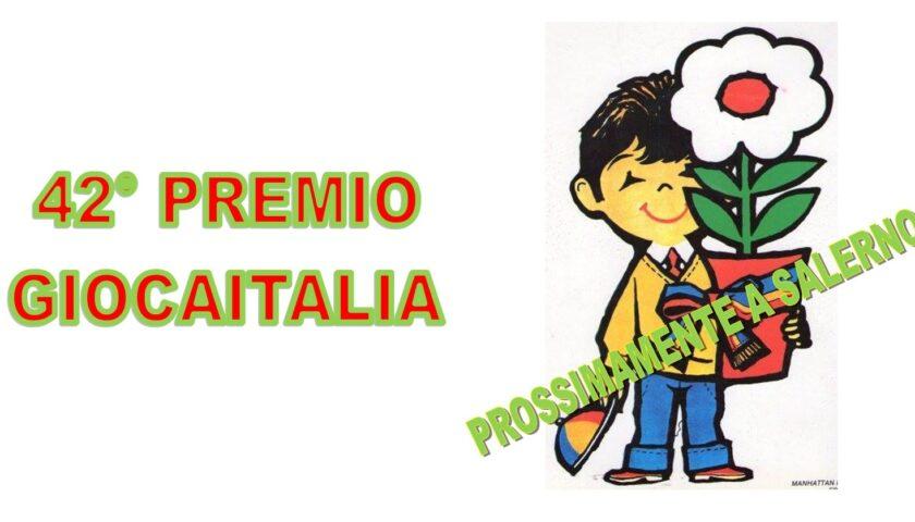Dal 1977 al 2020 giocaitalia ha premiato le eccellenze di tutto il mondo a Salerno la 42ma Edizione di GIOCASALERNO