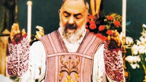 Il 16 giugno 2002 il frate di Pietrelcina diventa San Pio