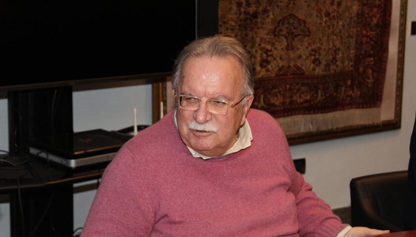 Muore Silvio Petrone, presidente di Banca Campania Centro: aveva 78 anni