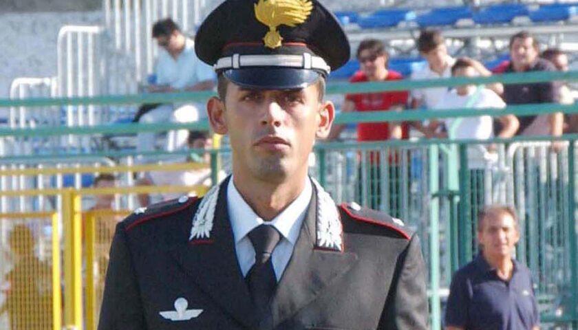 Pagani ricorda il tenente Marco Pittoni a 12 anni dall'omicidio