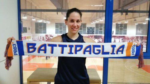 La O.ME.P.S. Givova Battipaglia riparte da Raffaella Potolicchio