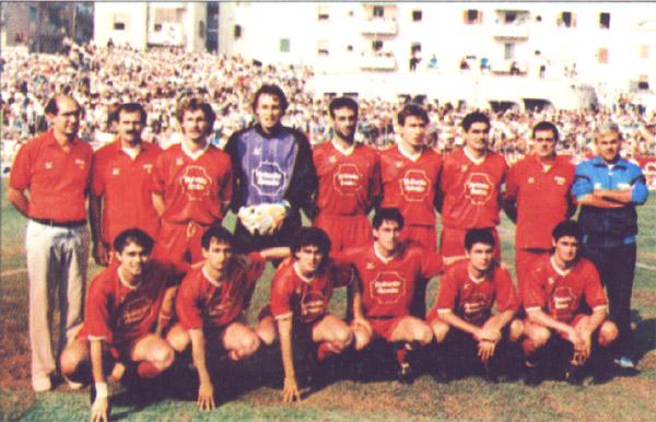 Tre Giugno 1990… quando la Salernitana tornò in serie B