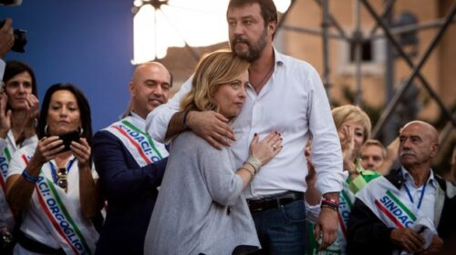 """Salvini torna ad attaccare De Luca: """"Indegno, si occupi della salute dei campani"""""""