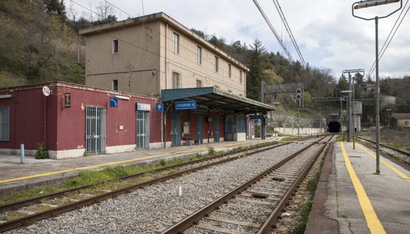 Ristrutturazione della stazione di Sicignano: al via i lavori per 4 milioni