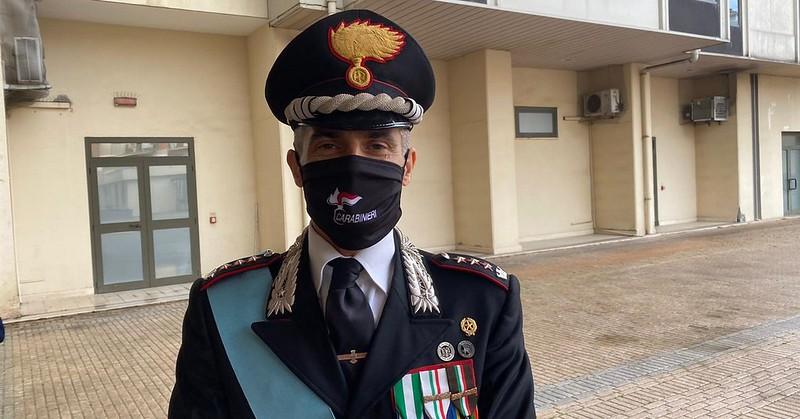Anche Salerno ha festeggiato l'Arma dei Carabinieri, 206 anni dalla Fondazione dell'Arma