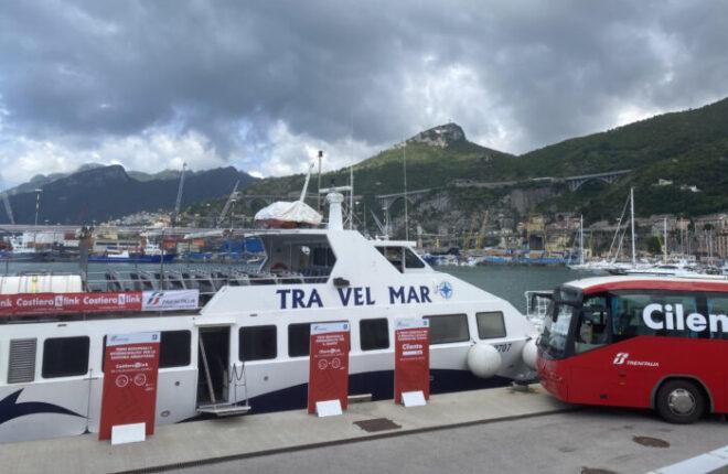 Biglietto unico per spostarsi dalla costiera Amalfitana a quella Cilentana, accordo siglato senza il Governatore De Luca