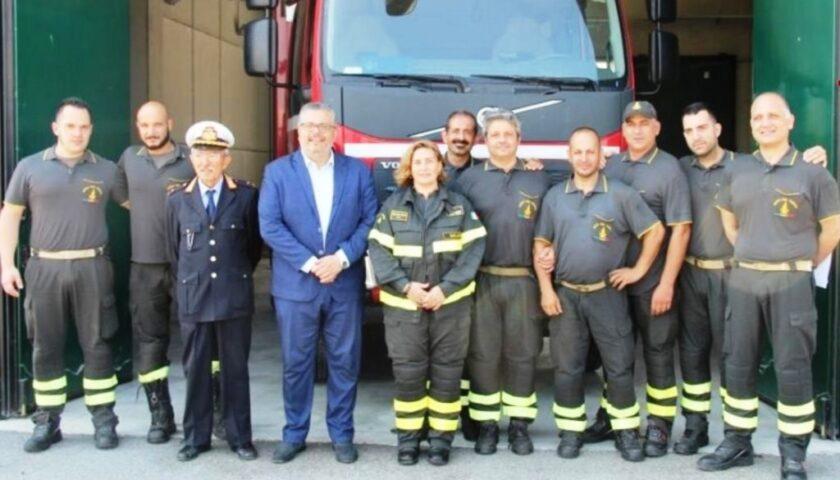 """Da luglio Agropoli avrà il distaccamento dei vigili del fuoco, il sindaco Coppola: """"Un presidio di sicurezza per i cittadini"""""""