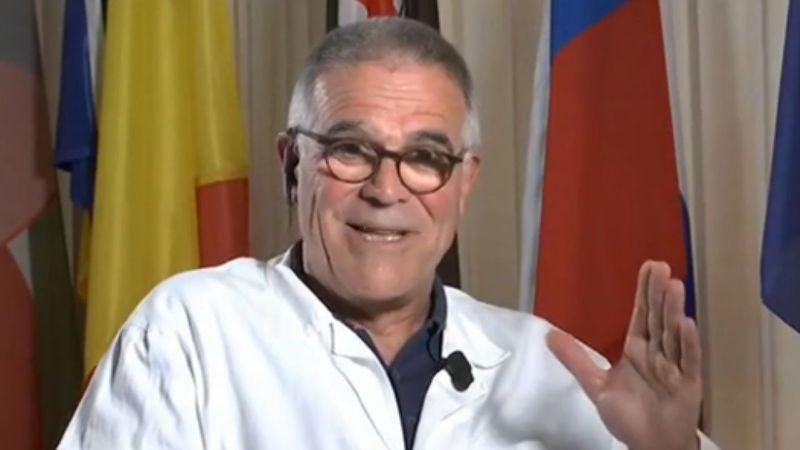 """Zangrillo: """"Ripeto, il virus è morto clinicamente ma non invoglio nessuno a non usare la mascherina"""""""