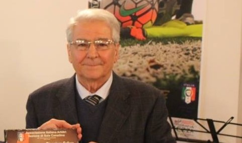 Lutto nel mondo degli arbitri di calcio del Vallo di Diano, muore Antonio Parrella fondatore della sede di Sala Consilina
