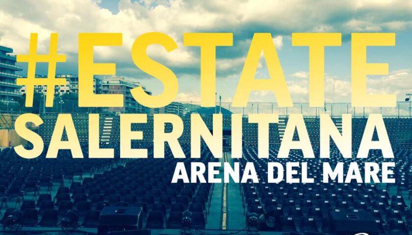 """L'annuncio dell'Assessore Loffredo: """"L'Arena del Mare sarà il punto di riferimento per gli spettacoli open air"""""""