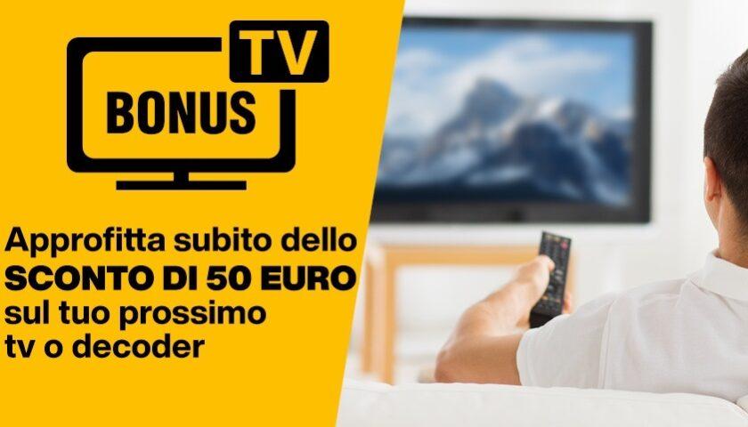 ll bonus per tv e decoder ha raggiunto quota 96.202 ma sono ancora disponibili per famiglie a basso reddito 150 milioni