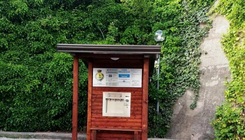 A Montecorvino Pugliano si inaugurano le Case dell'Acqua