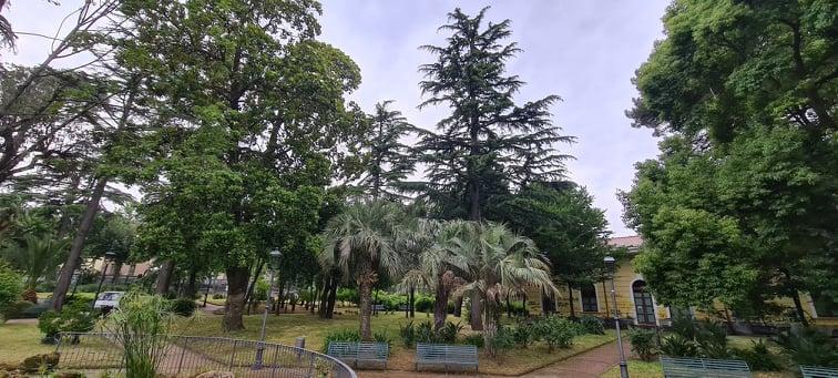 Cava – riapre il parco Falcone e Borsellino dopo oltre 5 mesi