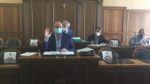 Convocazione del Consiglio provinciale di Salerno per lunedì 31 maggio