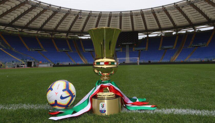 Coppa Italia, le disposizioni anti virus stravolgono anche il cerimoniale