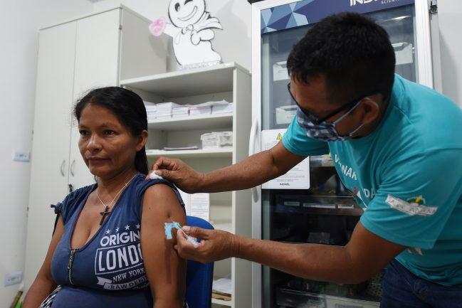 CORONAVIRUS. IN BRASILE AL VIA TEST DEL VACCINO SU ESSERI UMANI