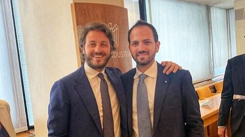 Giovani Imprenditori di Confindustria, Pasquale Sessa eletto Vice Presidente del Consiglio di Presidenza