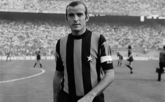 Lutto nel calcio, muore Mariolino Corso il campione dell'Inter mondiale di Mago Herrera