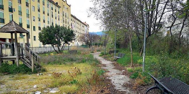 A Salerno parchi vietati per far giocare i bambini