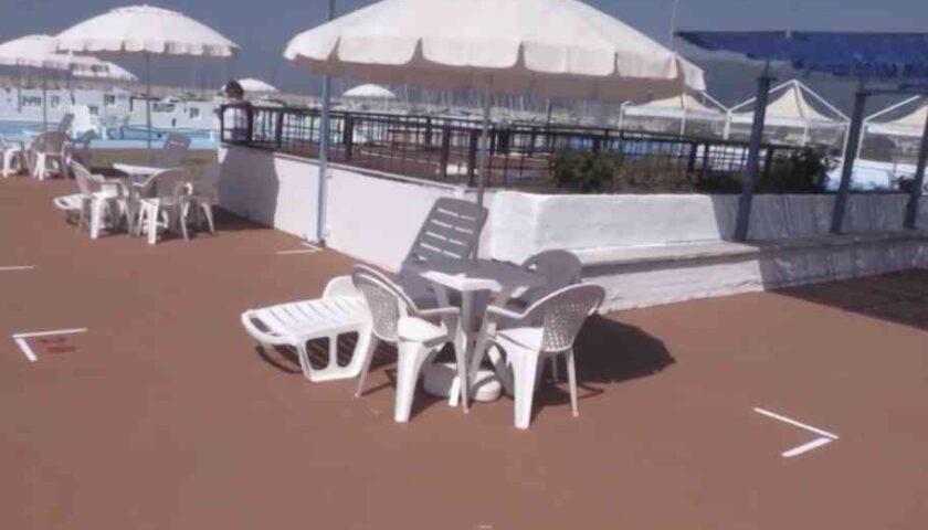 Salerno, la Piscina comunale Vigor riapre solo per i disabili