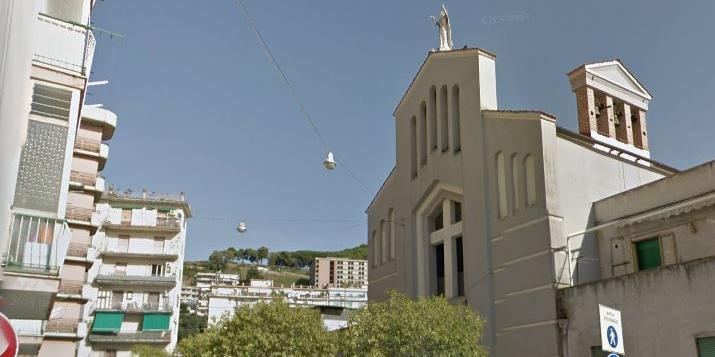 La Chiesa di Santa Croce a Torrione riapre dopo il restauro