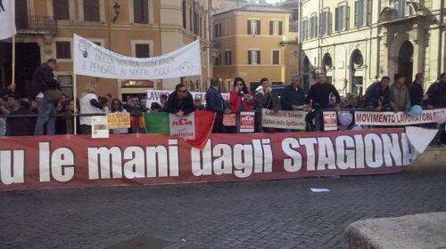 Ad Amalfi la rabbia degli stagionali dimenticati dal Governo