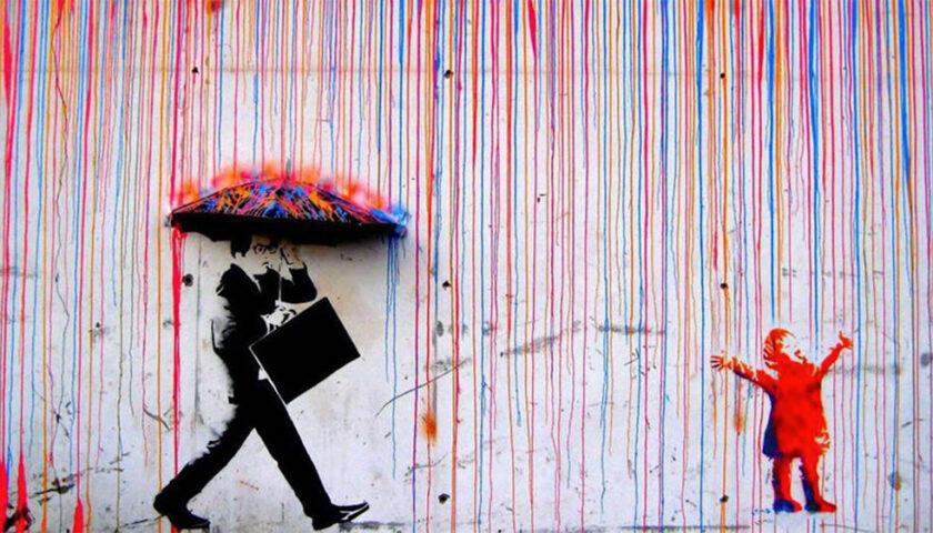 Street Artist: un lockdown più colorato