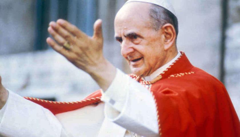 ACCADDE OGGI, IL 19 GIUGNO 1963 GIOVANNI BATTISTA MONTINI DIVENTA PAOLO VI