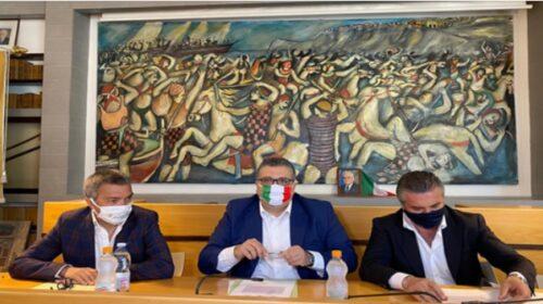 Turismo: firmata intesa tra Capaccio Paestum, Agropoli e Castellabate