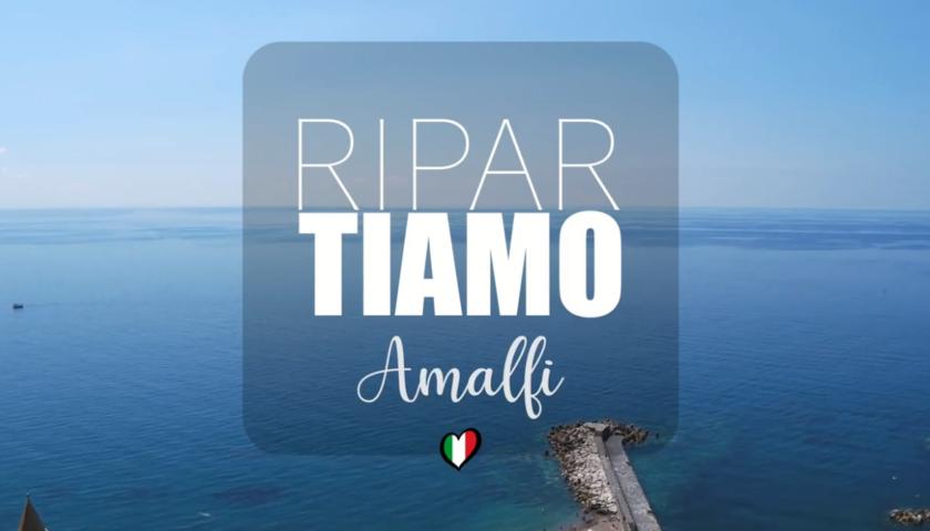 VIDEO promo del Comune di Amalfi per la ripartenza