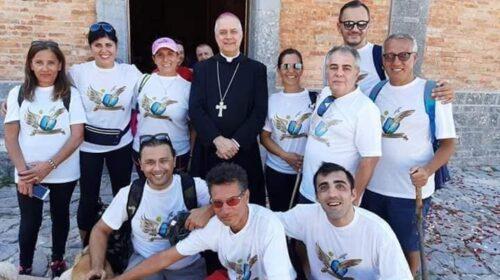 """Pagani. Al via la seconda edizione de """"Il Cammino di Sant'Alfonso"""""""