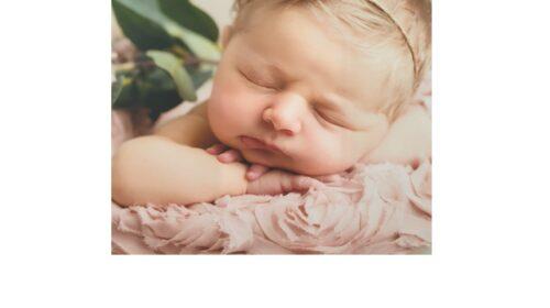 Fiocco rosa in casa Corso-Simeone: è nata Isabel!