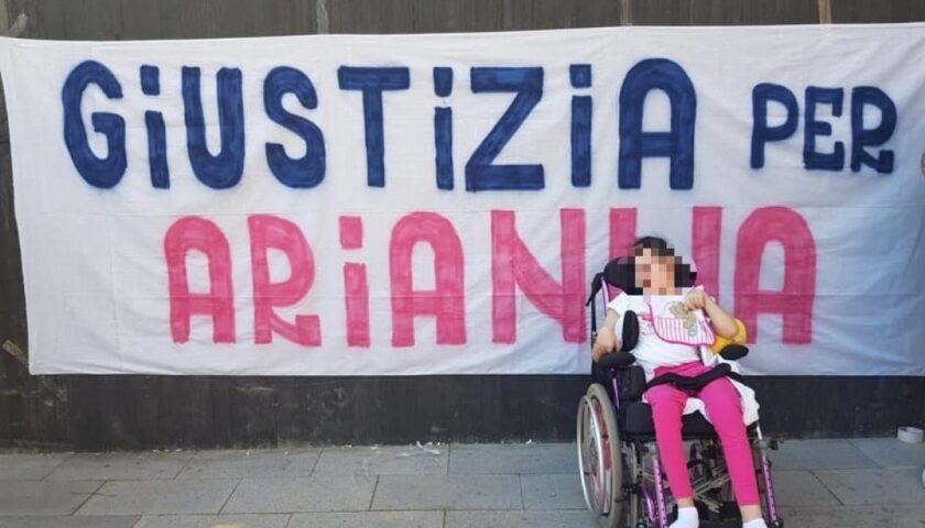 """Risarcimento sospeso alla piccola Arianna di Cava, i genitori: """"Delusi dalla giustizia, andiamo avanti"""""""