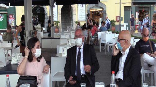 """Ascierto a Vietri sul Mare: """"Siamo stati bravi a contenere il virus, ora non abbassiamo la guardia e rispettiamo le restrizioni"""""""