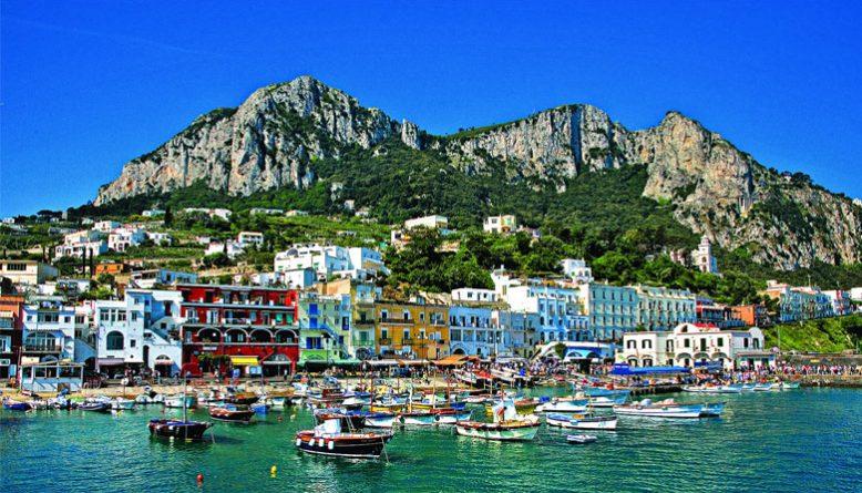 """Capri. Firmato il protocollo con la Regione Campania """"Isola di Capri SICURA – COVIDfree"""""""